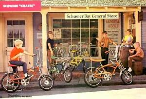 Looking for a Vintage 1968-1973 Schwinn Krate Bike