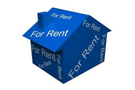 Need a privately let home pref' house but anything 2/3 bed considered
