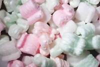 Foam Packing Peanuts - Standard and Biodegradable
