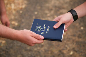 FREE: Copy of the Book of Mormon