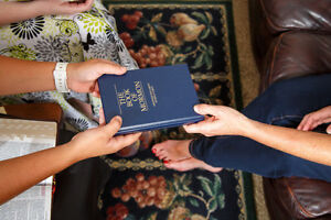 Free copy of the Book of Mormon