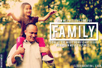 Want a Happier Family?
