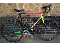 French vintage road bike DURAVIA frame size 22inch 12 speed, serviced - WARRANTY ! Perfect XMAS gift