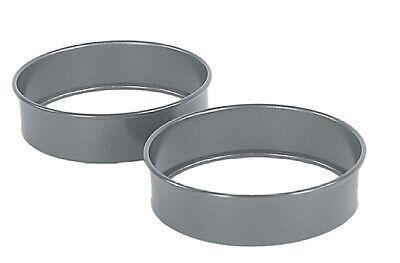 Fox Run Set of 2 Nonstick Egg Rings, 3.5 Inch Diameter