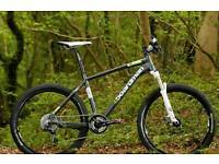 Boardman pro carbon mountain bike