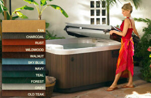Hot Tub Replacement Cover. Made in Canada - 288$