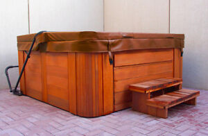 Hot Tub Cover - 4 seasons - NEW - 48H DELIVERY!