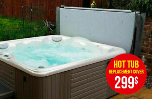 Hot Tub Replacement Cover - Proudly made in Canada!