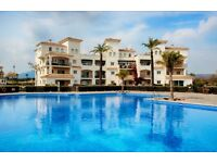 Hacienda Riquelme Golf Property 100% Mortgage Finance, Low Cost Entry, Low Payments