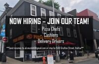 Come join our team at Pizza Girls!