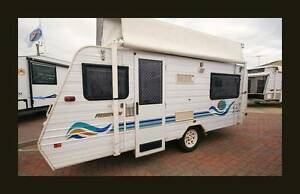 2001 Jayco Freedom Pop-Top 14ft Mandurah Mandurah Area Preview