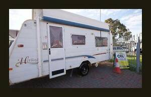 2002 Jayco Heritage Pop-Top Mandurah Mandurah Area Preview