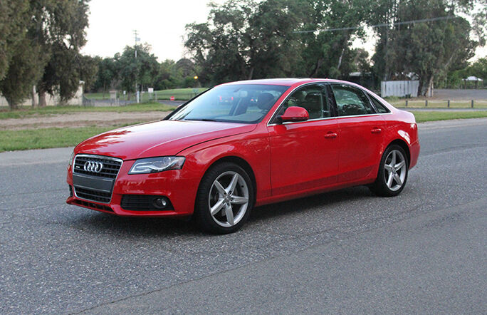 Choosing the Best Used Audi A4 for Your Teen