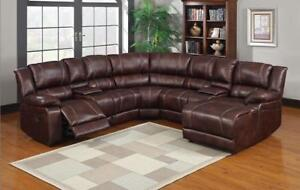 Huge ware house sale on Recliners with power & with out power, sofa sets, sectionals pay N pick up or we can do deliver