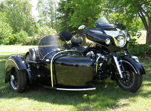Trike Conversions and sidecars for almost any bike. Edmonton Edmonton Area image 1