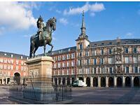 Spain Madrid Holidays
