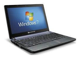 """*NEW* Packard Bell Dot 510 Purple10.1"""" Netbook DUAL CORE"""