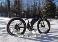ON SALE THIS WEEK eRanger electric fat bike 500w 48v