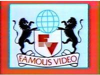 Pak Punjabi Movies VHS Original Not x rental