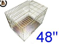 gold crates 48 inch