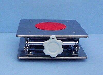 Stainless Steel 8 X 8 Laboratory Scissor Jack Stand