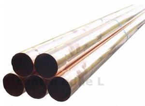 Tubo discendente pluviale rame tondo e quadro mm 80 100 for Rubinetti per tubi di rame