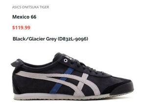 Asics Onitsuka Tiger sneakers! Brand new!! Men's size 7