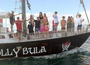 Fiji Day Charter Tourist Boat Manly Brisbane South East Preview