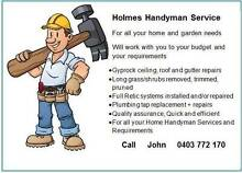 Holmes Handyman Services West Perth Perth City Preview