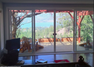 Lakeview 2 BR, 2 Bath house in Naramata BC for rent