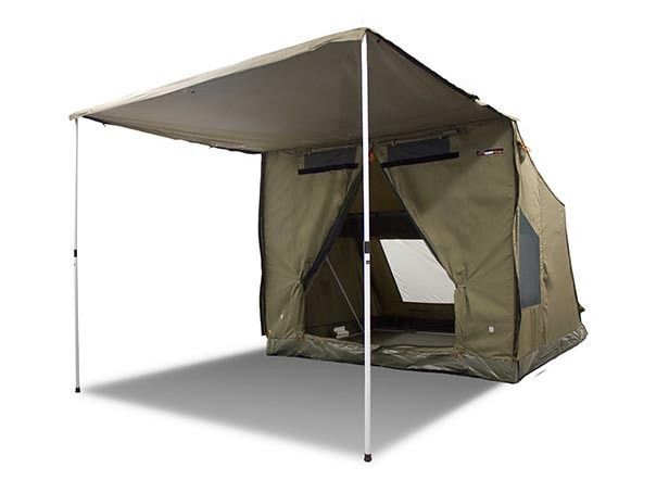 Setting up the OzTent RV-5 takes less than a minute as it only requires unfolding and lifting up. As the aluminum frame is already integrated into the tent ...  sc 1 st  eBay & Top 10 4-man Tents | eBay