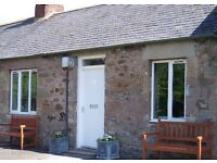 2 bedroom terraced farm cottage at West Learmouth, Berwick Upon Tweed available now