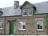 Lovely rural 2 bed cottage 8 miles from Berwick Upon Tweed available soon