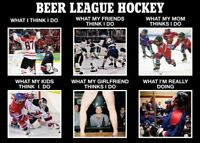 Players needed for established men's beer league team