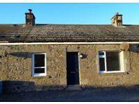 2 bedroom refurbished cottage at Heriot, Midlothian - great property, good transport links