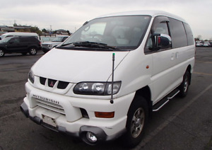 2000 MITSUBISHI DELICA SPACEGEAR  ***READY TO SHIP**