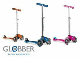 GLOBBER CHILDRENS SCOOTER EX DISPLAY MODEL **CHRISTMAS CLEARANCE**