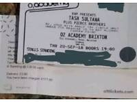 6 x Tash Sultana Tickets (Sold Out!) 20.9.18