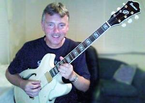 Phill's Mobile Guitar Tuition - I come to You! ($40 1/2 Hour) Brisbane City Brisbane North West Preview