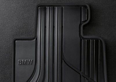 Gummimatten Automatten Autoteppich DE 4x Gummi Fußmatten für BMW 2er-Reihe F46