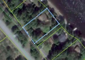 waterfront property with old house - SELLING for LAND VALUE