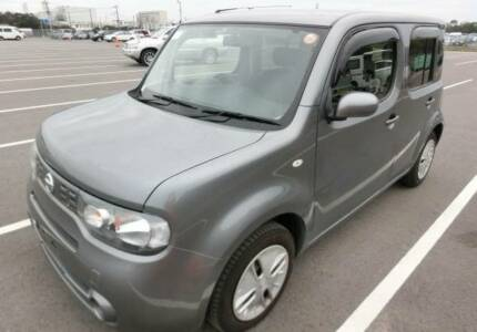 2015 Nissan Cube 2015 Metallic Grey Low Kms Campbellfield Hume Area Preview
