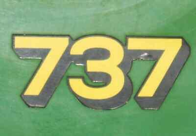 John Deere Tcu14086 Decal - 737