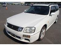 NISSAN STAGEA 25T RS FOUR V RSFV TURBO RB25DET SKYLINE NEO ENGINE ESTATE R32 4X4