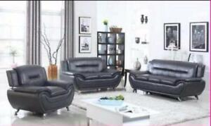 BRAND NEW 3 PIECE MODERN  SOFA SET FOR $799 ONLY..