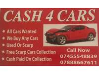 Sell your unwanted cars Best price paid