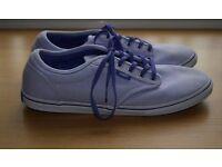 Size 7 lilac vans