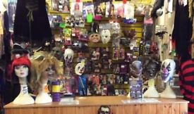 Job lot of Halloween fancy dress and accessories