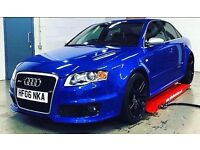 Audi rs4** 18,250** this weekend