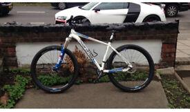 Boardman lightweight bike